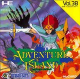 Adventure Island (NEC PC Engine HuCard)